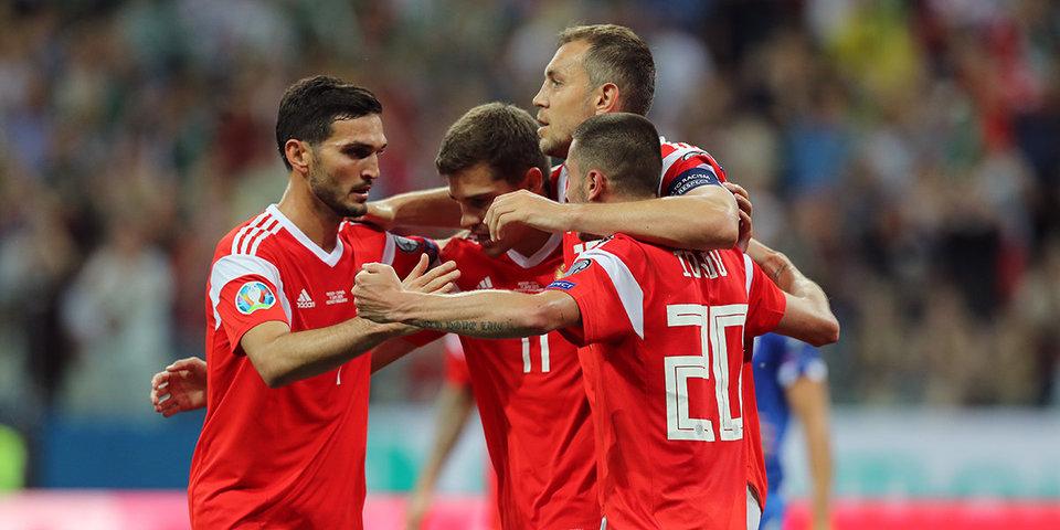 Валерий Газзаев – про игру сборной России с Кипром: «Результат мог быть более внушительным»