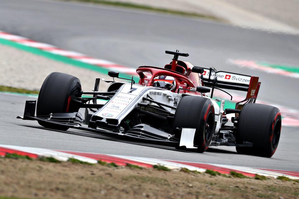 «Альфа Ромео» подала апелляцию из-за штрафа на Гран-при Германии