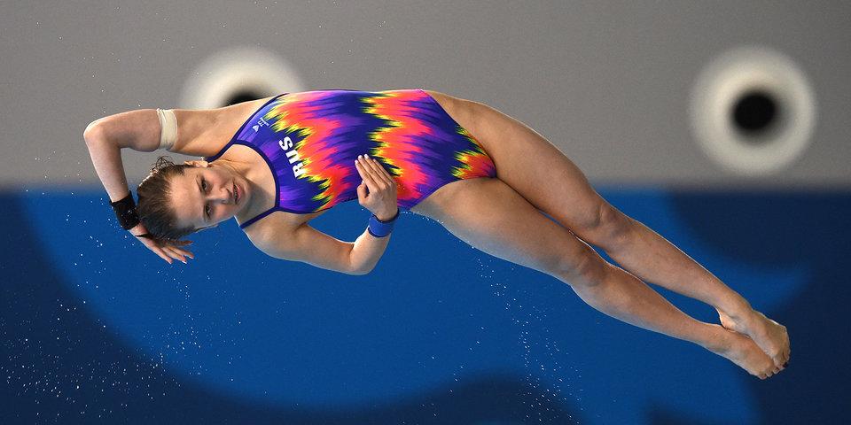 Юлия Тимошинина: «Уже нет того адреналина, как в начале соревнований»