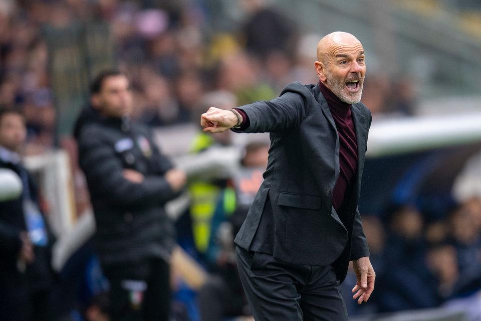 Стефано Пиоли: «Неосновные игроки «Милана» — самые важные для нас»