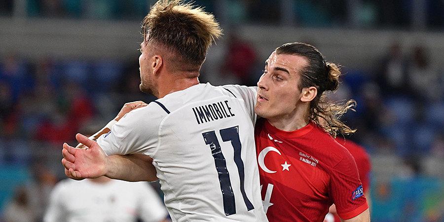 Италия разгромила Турцию, кот Губерниева напророчил России победу над Бельгией. Главное о первом дне Евро-2020 (много видео внутри)