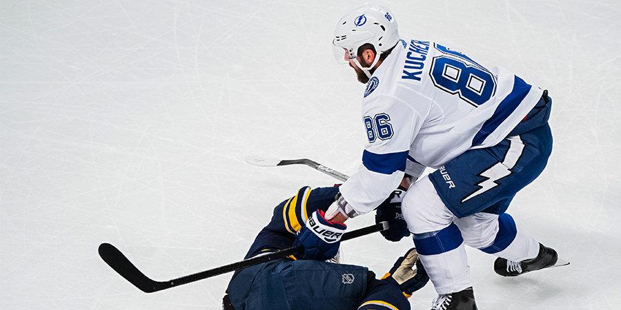 Комиссар НХЛ высказался насчет Олимпиады, Кучеров забросил шайбу и травмировал Соботку. Обзор дня НХЛ