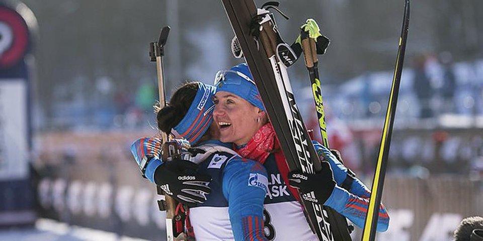 Сборная России с рекордом завершает чемпионат Европы