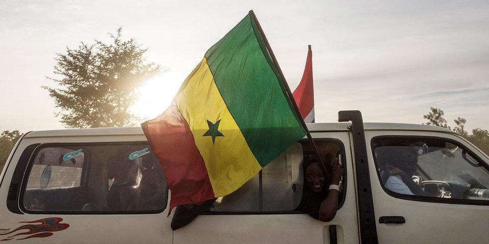 Сборная Сенегала прибыла в Калугу