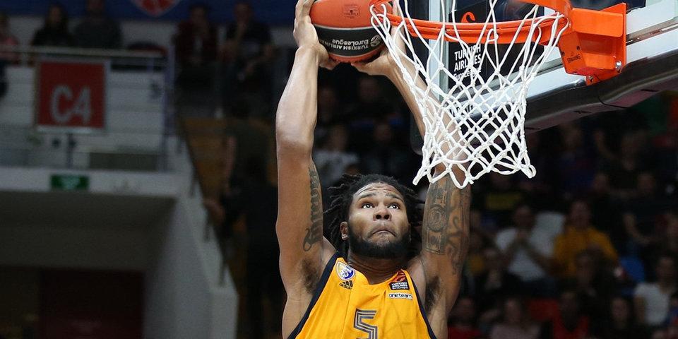 Баскетболист «Химок» признан лучшим игроком 13-го тура Евролиги