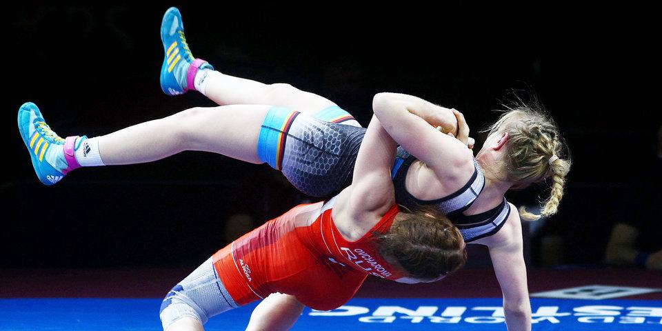 Овчарова проиграла японке Каваи в 1/8 финала Олимпиады по борьбе