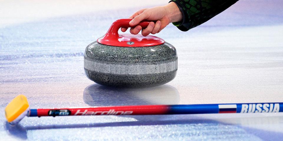Российские керлингисты уступили Чехии на чемпионате мира в дабл-миксте