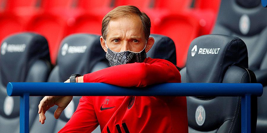 Источник: Тухель может возглавить «Манчестер Юнайтед»