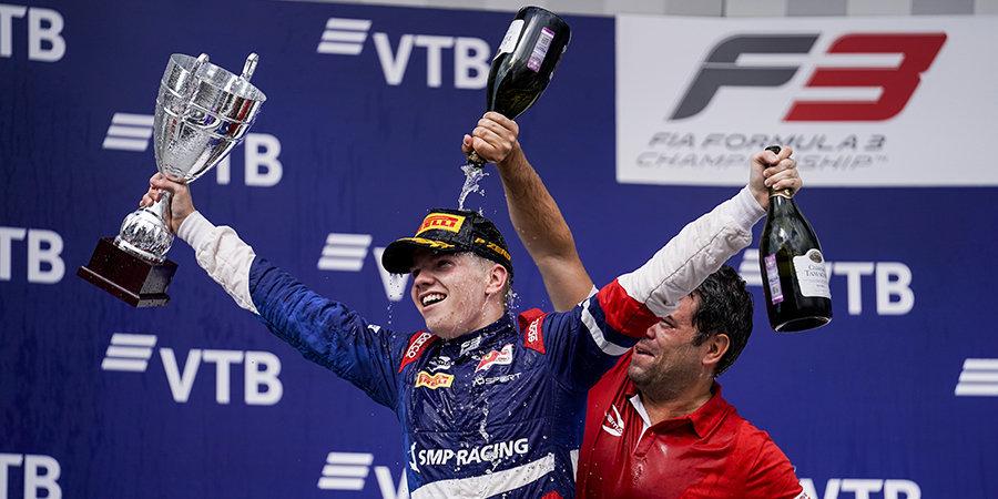 По пути Леклера вместе с Шумахером. Что ждет Шварцмана после титула в «Формуле-3»