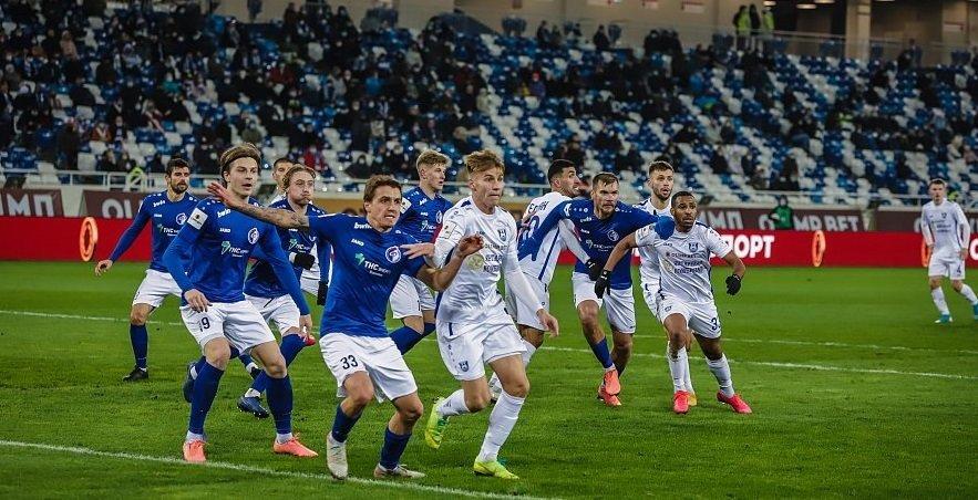 «Факел» обыграл «Томь» и вышел на вторую строчку в ФНЛ, «Спартак-2» отправил «Енисей» на дно таблицы