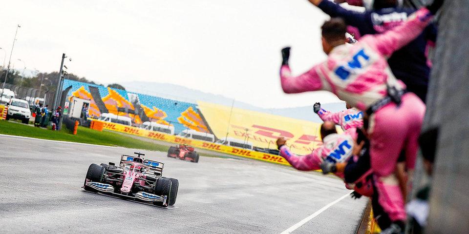 Новый сезон «Формулы-1» стартует с Гран-при Бахрейна