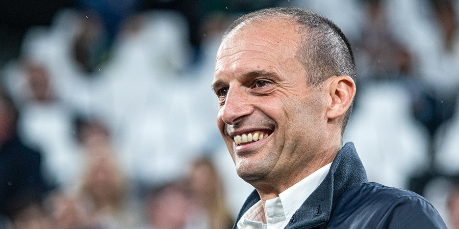 «Ювентус» объявил о назначении Аллегри на пост главного тренера
