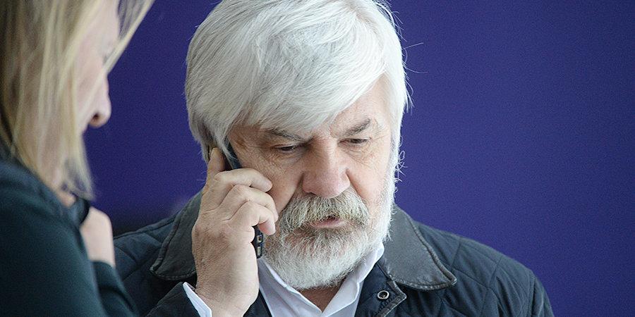 Величкин опроверг информацию о своем увольнении из «Металлурга»