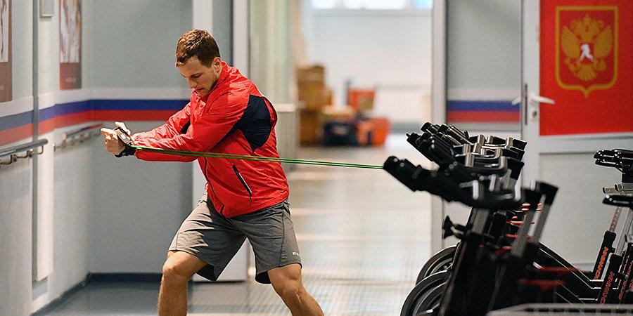 Российский защитник «Калгари» дебютировал в НХЛ
