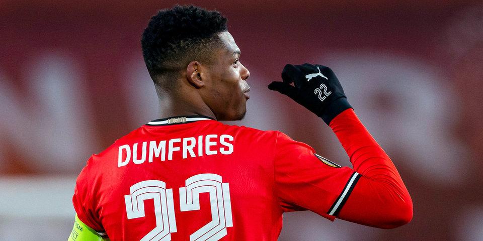СМИ: «Интер» предложит за Дюмфриса 15 миллионов евро