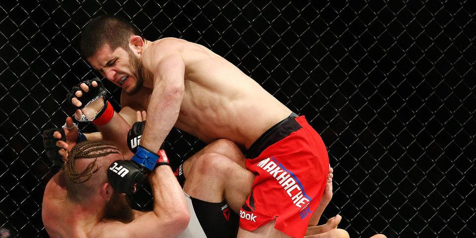Махачев может провести следующий бой в UFC 4 ноября