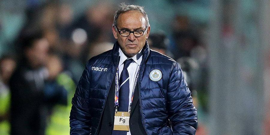 Тренер Сан-Марино: «Когда будем на равных играть с Россией? Эти времена настанут, когда нас в этом мире уже не будет»