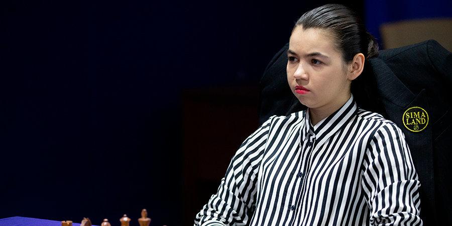 Сборная России уступила США во втором туре онлайн-турнира Кубок наций ФИДЕ