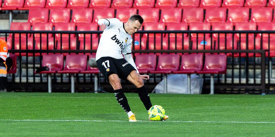 Черышев — в стартовом составе «Валенсии» на матч с «Бетисом»
