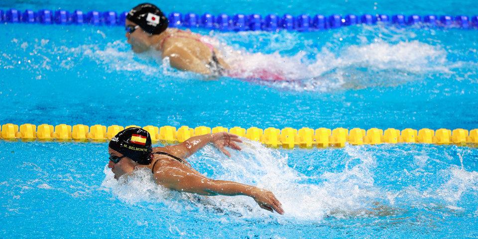 «Матч ТВ» покажет чемпионат мира по плаванию на короткой воде