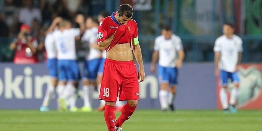 УЕФА запретил проводить матчи в Армении и Азербайджане из-за ситуации в Нагорном Карабахе