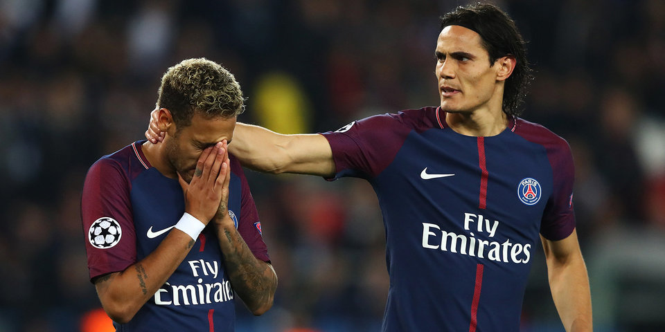Неймар: «Судья проявил неуважение по отношению ко мне и другим футболистам»