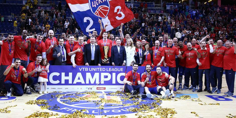 ЦСКА – в 25-й раз чемпион России, Швед и «Химки» – снова в Евролиге. Все довольны