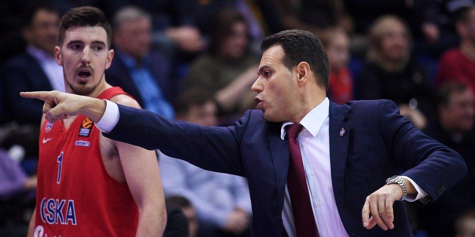 «Жальгирис» прервал шестиматчевую победную серию ЦСКА в Евролиге