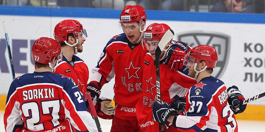 ЦСКА стал первым участником плей-офф, Рига примет следующий ФОНБЕТ Матч звезд, «Авангард» догнал «Ак Барс». Итоги недели КХЛ