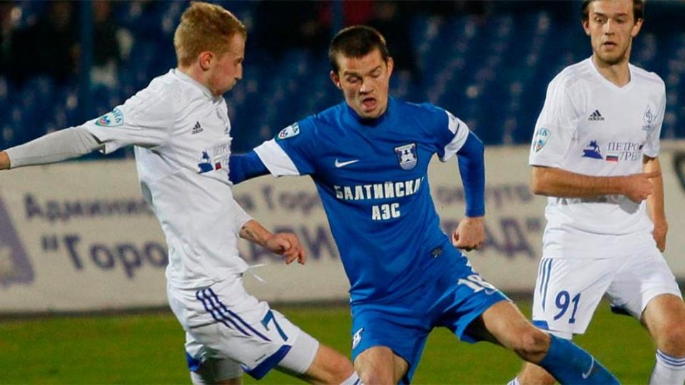 Футболистам «Балтики» начали выплачивать задолженности по зарплате
