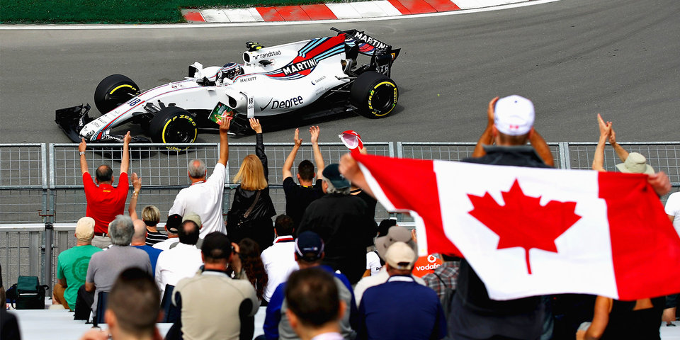 Квалификация Гран-при Канады: лучшие моменты