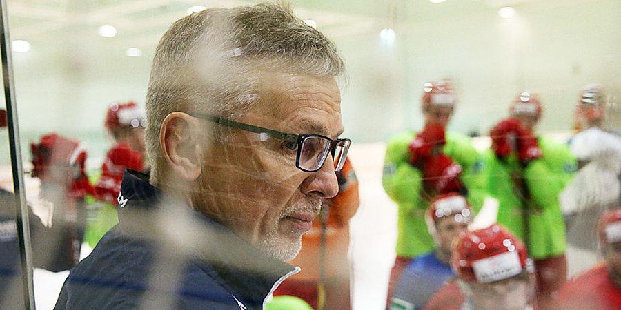 Игорь Ларионов — о Кубке Карьяла: «Для ребят это был большой тест, с которым они очень хорошо справились. Но они могут играть еще лучше»