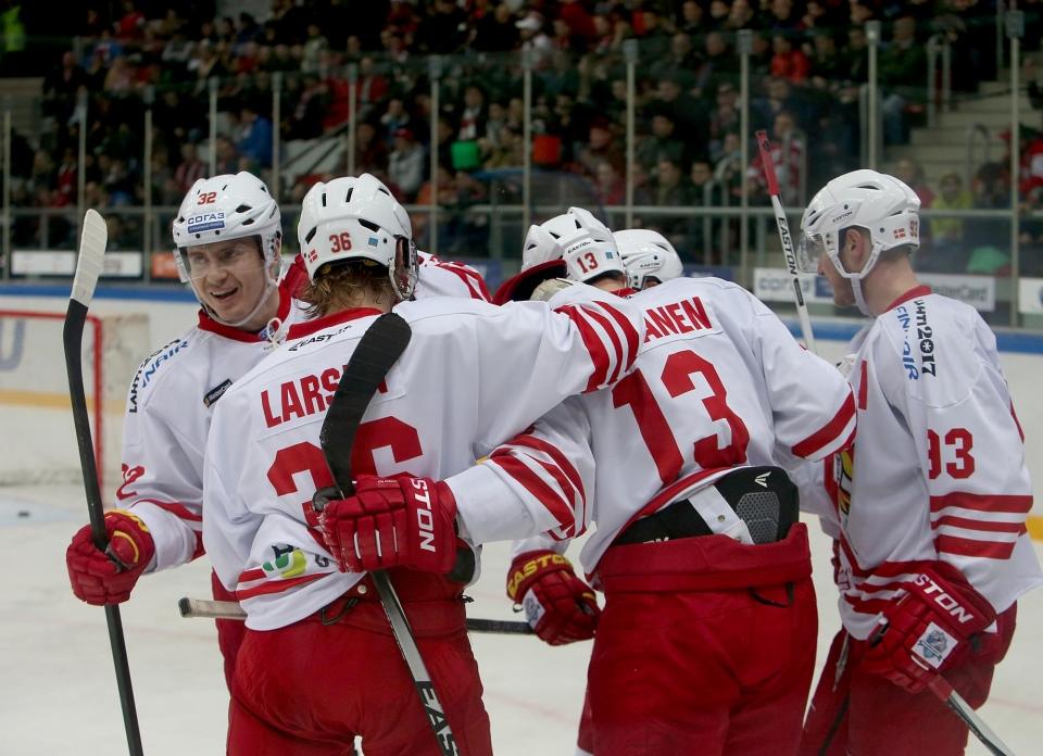 «Йокерит» и СКА сыграют в Хельсинки на открытом воздухе