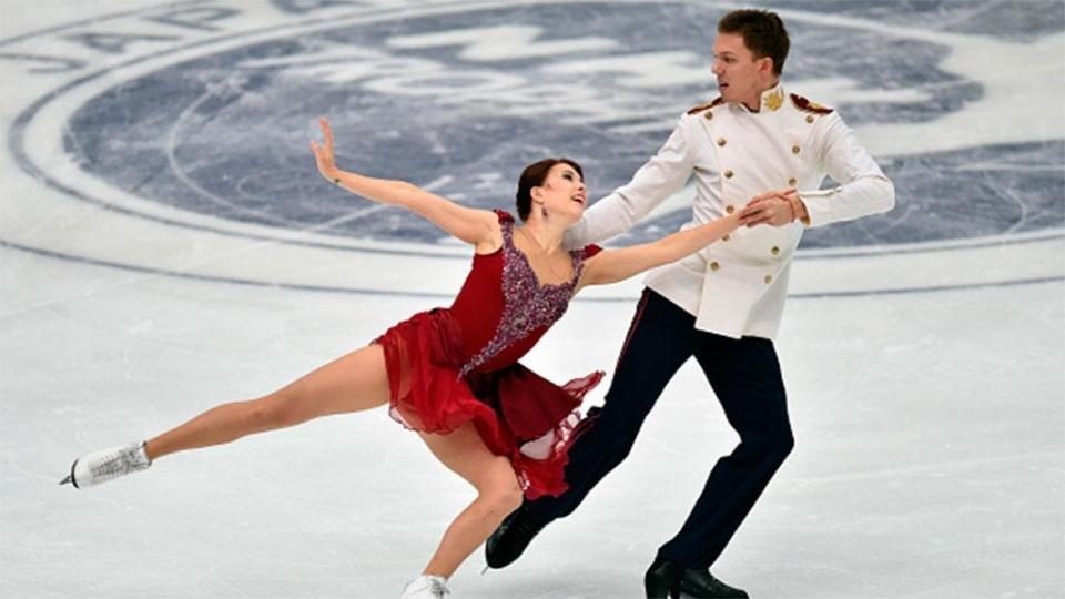 Боброва и Соловьев взяли серебро на этапе Гран-при в Москве, Степанова и Букин – с бронзой