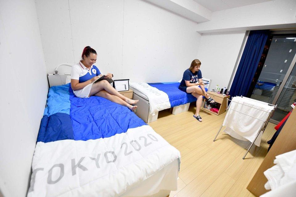 Станислав Поздняков: «Ни у кого в Токио кровать не сломалась, никто с нее не упал»