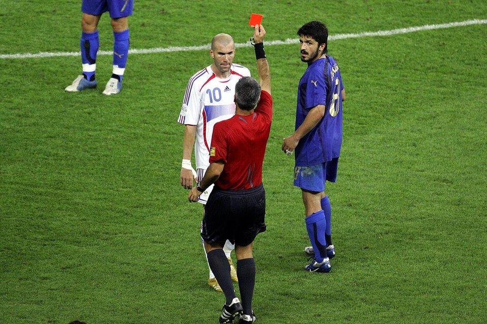 Трезеге рассказал, что было в раздевалке после стычки между Зиданом и Матерацци в финале ЧМ-2006