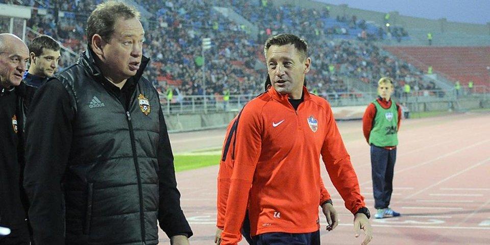 Что случилось с ЦСКА в Красноярске?