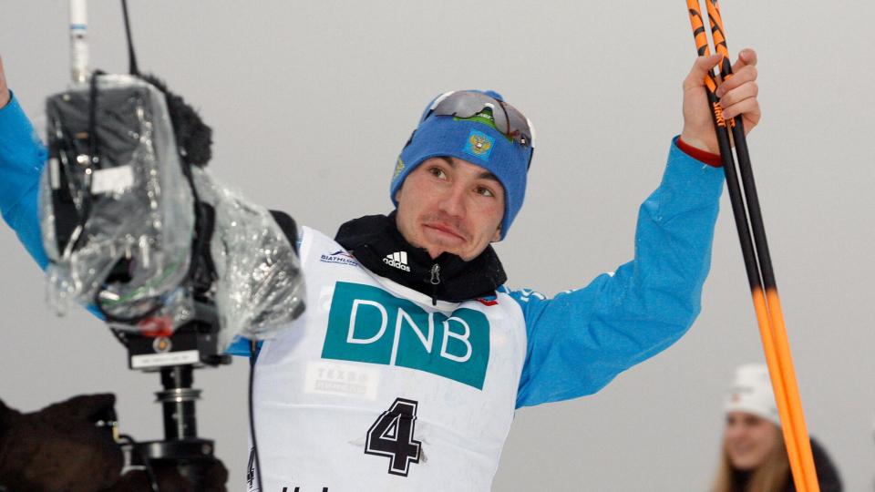 Логинов вошел в состав сборной России на январские старты