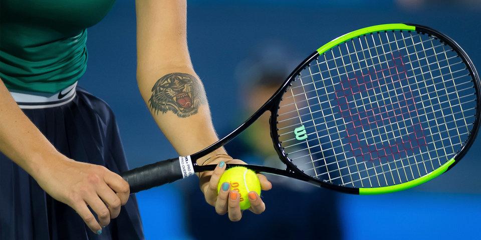 Осака вышла в полуфинал Открытого чемпионата США