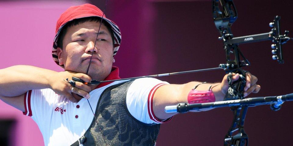 Базаржапов проиграл в 1/32 финала олимпийского турнира по стрельбе из лука