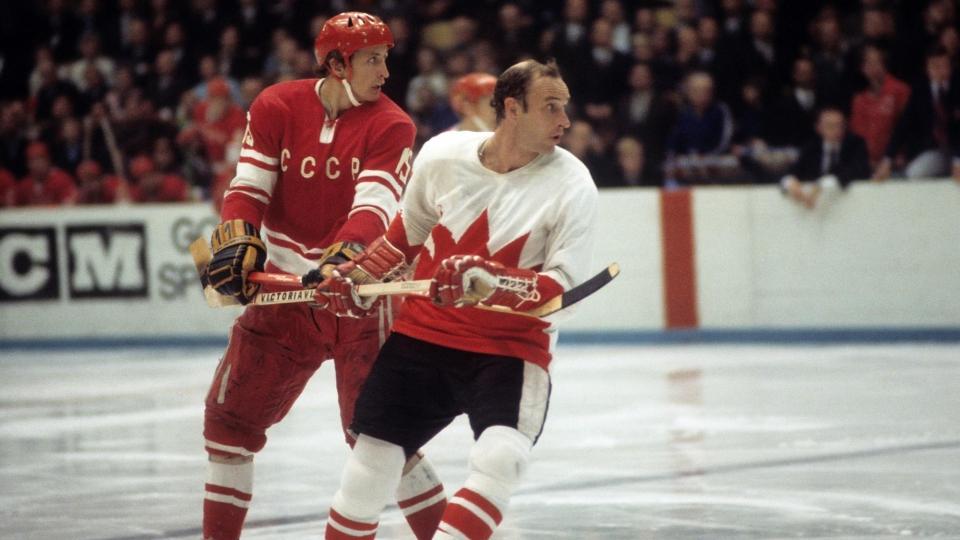 Александр Якушев введен в Зал хоккейной славы Торонто