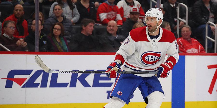 Ковальчук продолжает набирать очки в «Монреале», а Проворов принял участие в победном голе «Филадельфии». Обзор дня НХЛ
