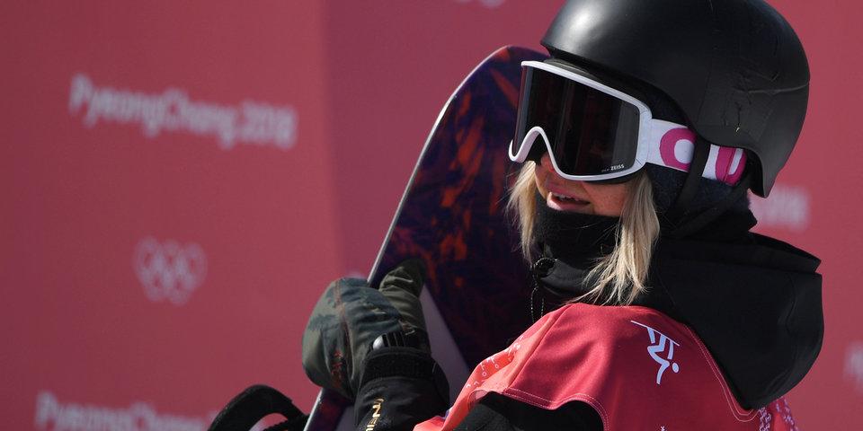 Федорова не смогла выйти в финал в биг-эйре на Олимпиаде-2018