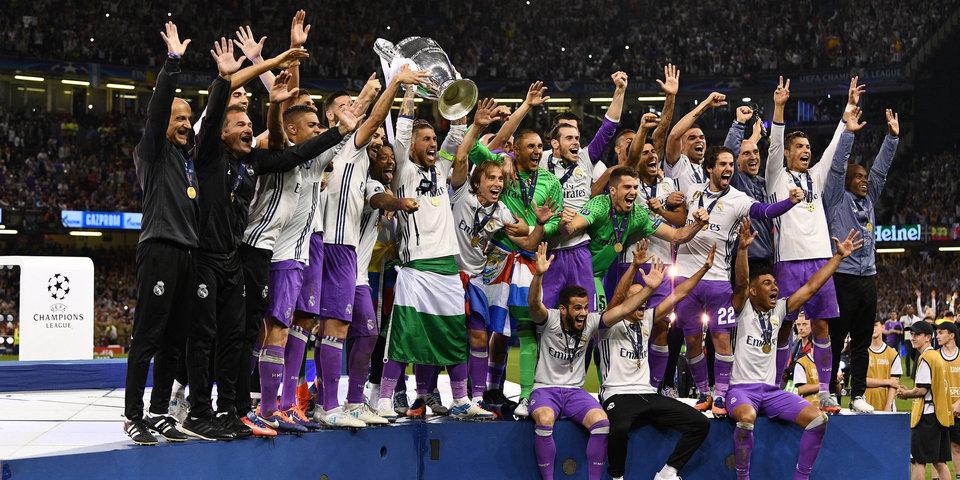 «Реал» — самый дорогой футбольный бренд, «Зенит» — в топ-50