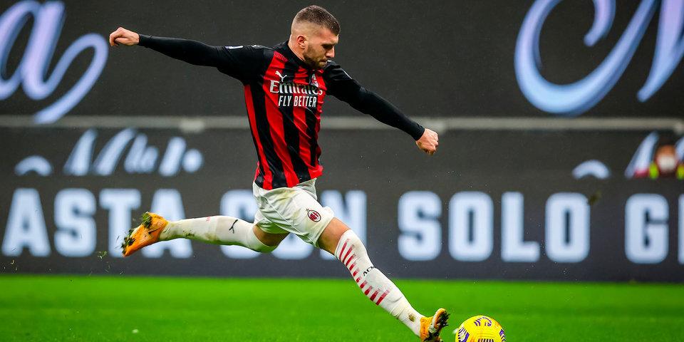 В «Милане» выявлено два случая коронавируса перед матчем с «Ювентусом»