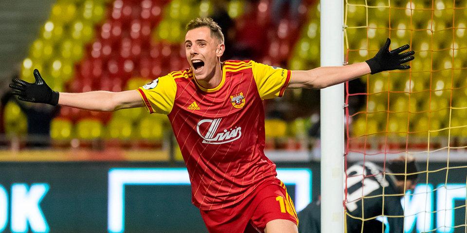 Лука Джорджевич: «Зенит» — мой родной клуб, но серьезно размышляю над следующим шагом в карьере»