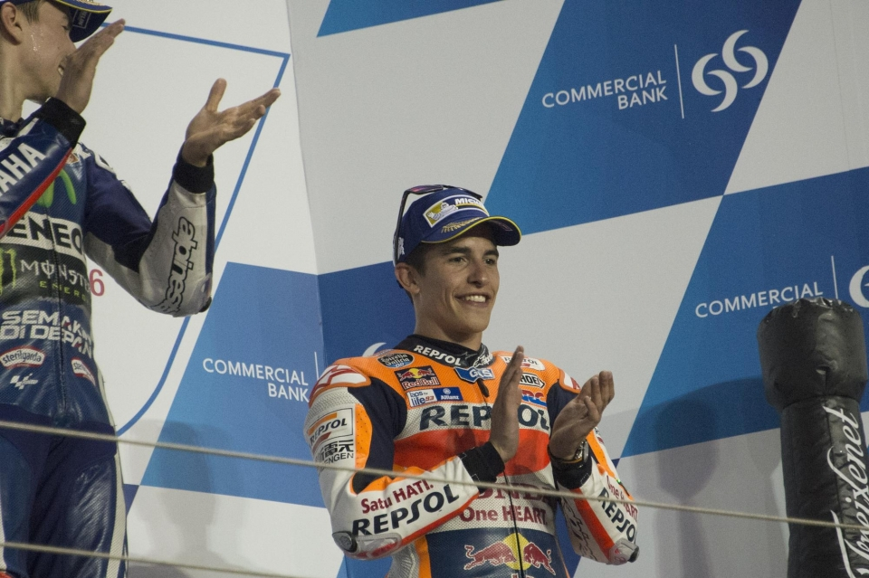 Маркес стал шестикратным чемпионом мира в MotoGP