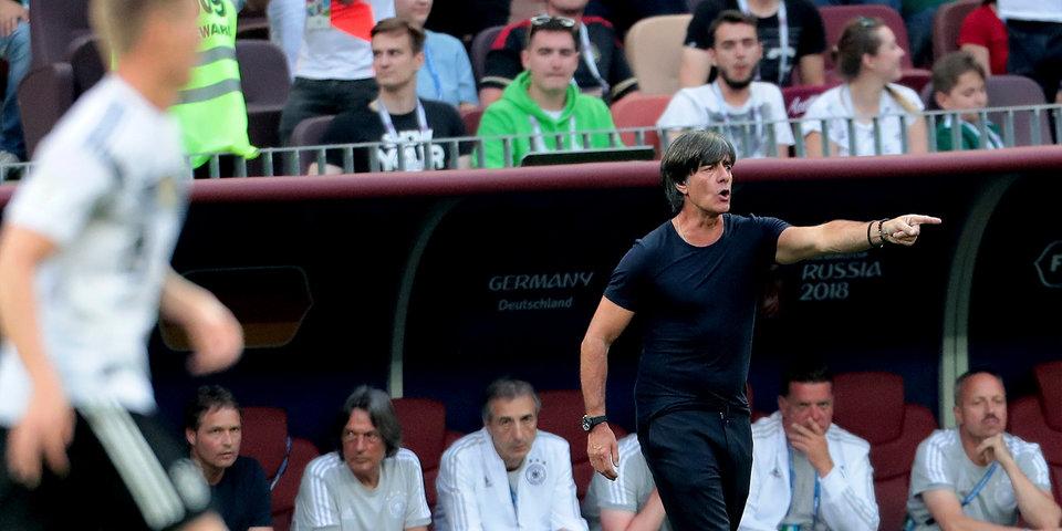 Сборная Германии прибыла в Сочи, где проведет второй матч на ЧМ-2018