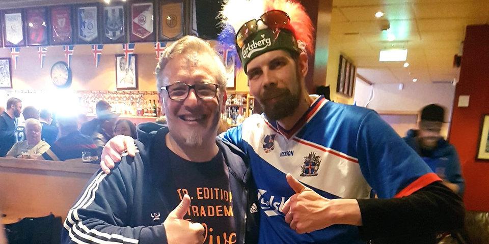 Исландский экстаз. О футбольном романе тренера с болельщиками