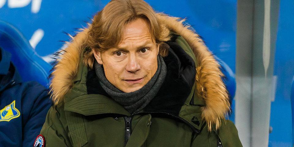 Валерий Карпин: «За первую часть сезона поставил бы твердую четверку»